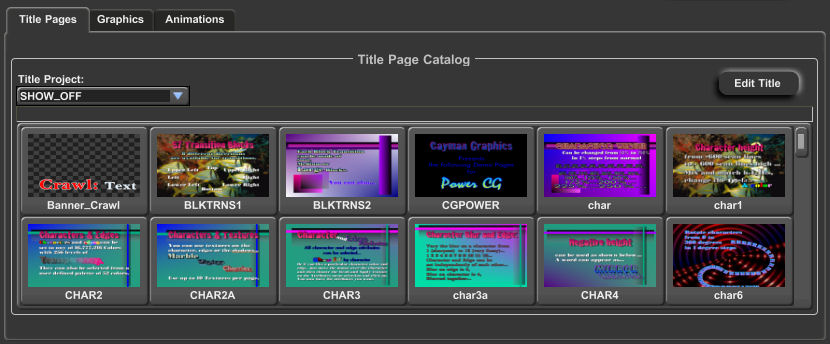 Image of Media Catalog